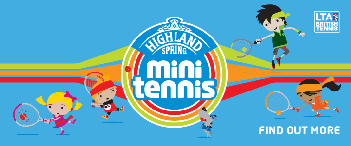 Mini Tennis Web banner