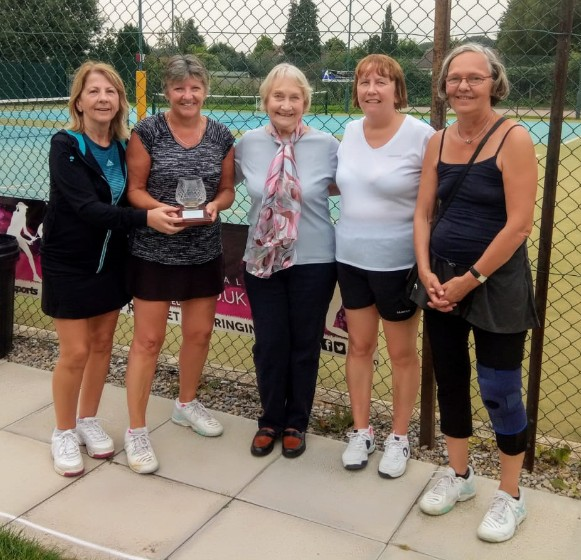Beryl Bean Tournament Finalists 2019